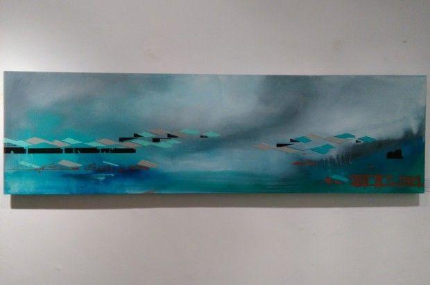 Gaby Acevedo compone postales de este lado del mar