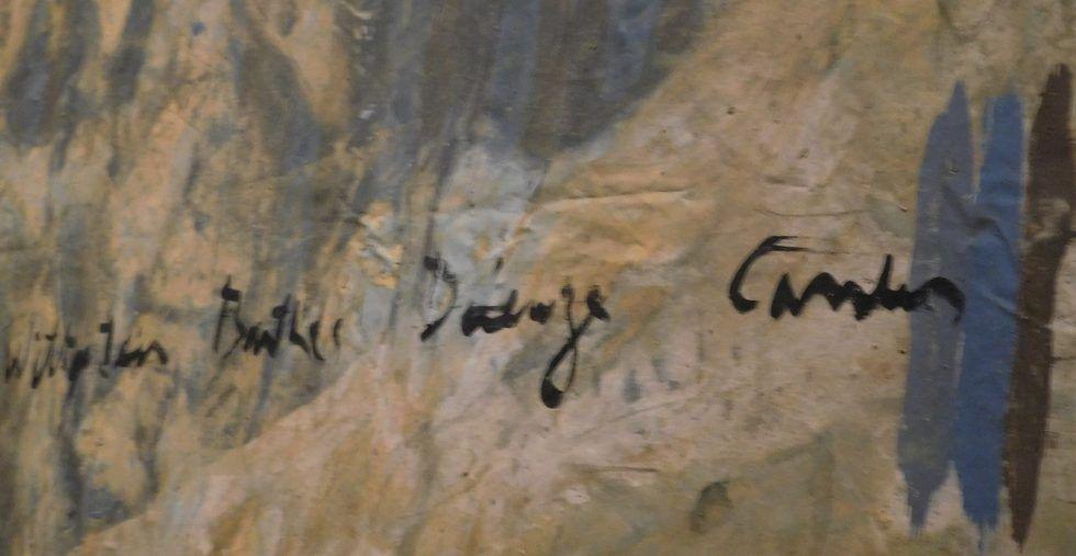 La noche es suficiente, una muestra de Daniel Besoytaorube en el Museo MAR
